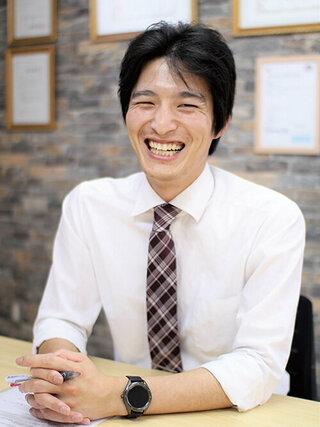 Noriki T.<span>中途入社</span>